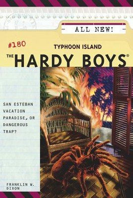 Typhoon Island - eBook  -     By: Franklin W. Dixon