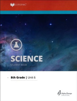 Lifepac Science Grade 8, Unit 6: Energy II   -