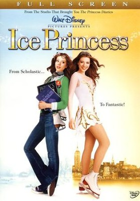 Ice Princess, DVD   -
