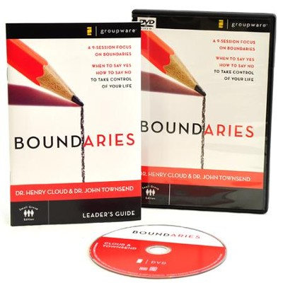 Boundaries--DVD   -     By: Dr. Henry Cloud, Dr. John Townsend, Lisa Guest
