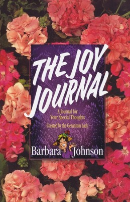 The Joy Journal  -     By: Barbara Johnson