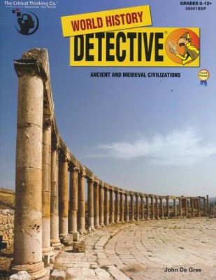 World History Detective, Book 1   -     By: John De Gree