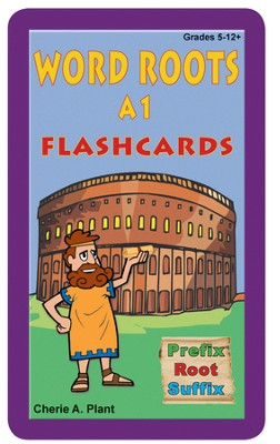 Word Roots A1, Flashcards   -