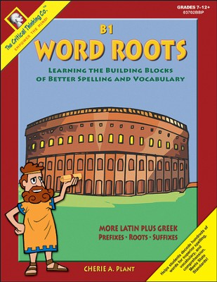 Word Roots, Book B1   -     By: Cherie Blanchard