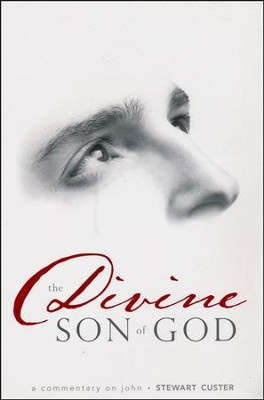 Divine Son of God: A Commentary on John   -     By: Stewart Custer