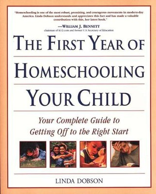 The First Year of Homeschooling Your Child   -     By: Linda Dobson
