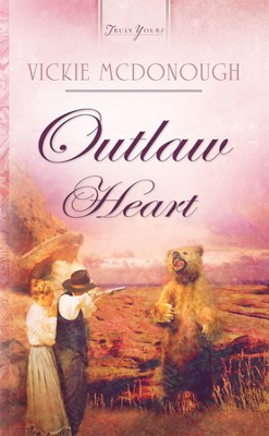 Outlaw Heart - eBook  -     By: Vickie McDonough