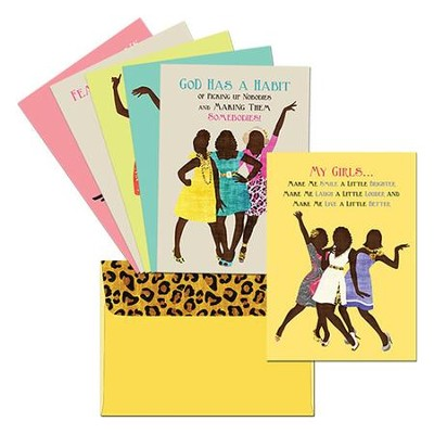 Sister Friends, All Occasion Cards, Assortment 2  -