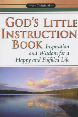 God's Little Instruction Book  -