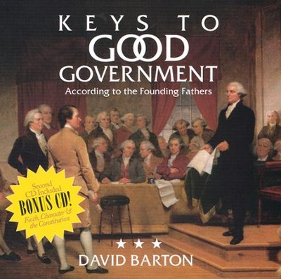 Keys To Good Government             - Audiobook on CD  -