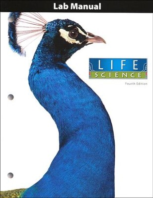 BJU Press Life Science Grade 7 Student Activity Lab Manual 4th Ed.   -