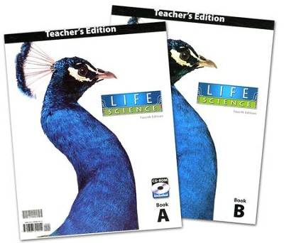 BJU Life Science Grade 7 Teacher's Manual Set, 4th Edition   -