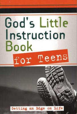 God's Little Instruction Book For Teens   -