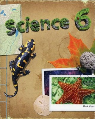 Science Grade 6 Student Text, 4th Edition  -
