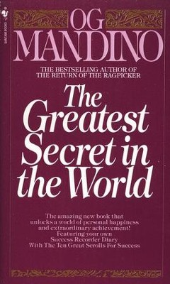 Greatest Secret in the World   -     By: Og Mandino