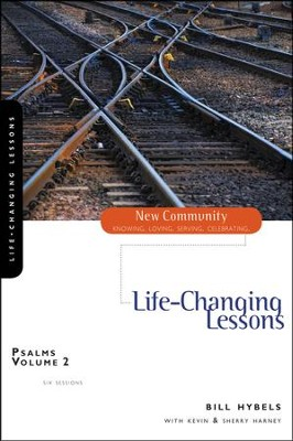 Psalms, Volume 2: Life-Changing Lessons  - Slightly Imperfect  -
