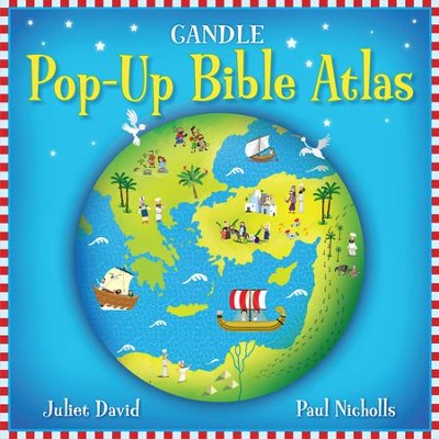Pop-up Bible Atlas   -     By: Tim Dowley, Paul Nicholls