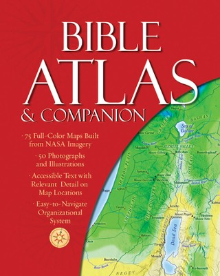 Bible Atlas & Companion - eBook  -     By: David Barrett, Christopher D. Hudson