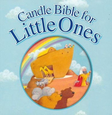Candle Bible for Little Ones  -     By: Juliet David