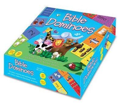 Bible Dominoes  -     By: Juliet David     Illustrated By: Jo Parry