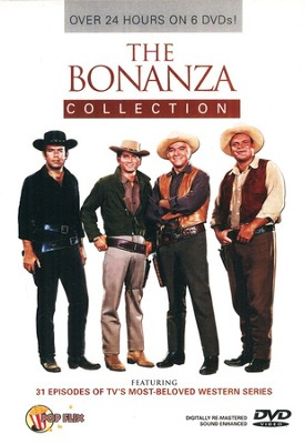 The Bonanza Collection (6 DVD Set)   -