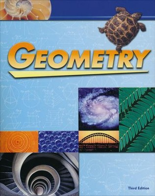 BJU Geometry Student Text, Grade 10, Third Edition (Updated  Copyright)  -