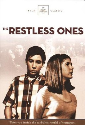 The Restless Ones, DVD   -     By: Billy Graham