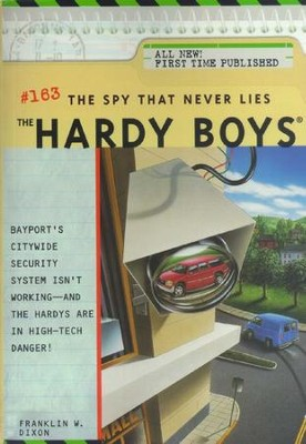 The Spy That Never Lies - eBook  -     By: Franklin W. Dixon