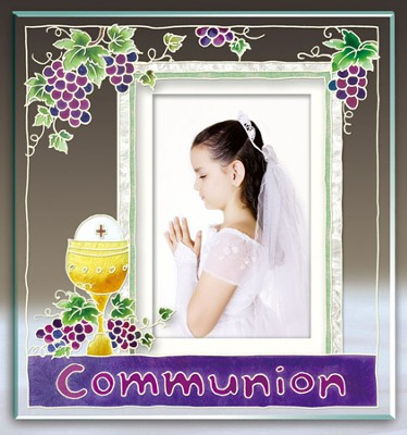 Communion Photo Frame  -