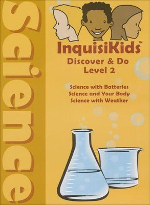 InquisiKids Discover & Do Science Level 2 DVD   -