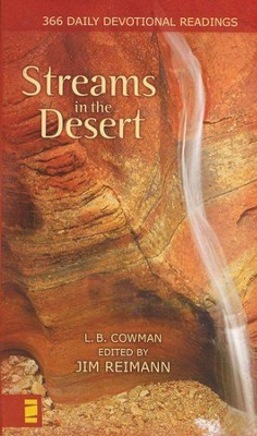 Streams in the Desert  -     Edited By: Jim Reimann     By: L.B. Cowman