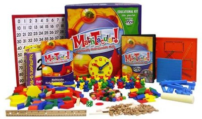 MathTacular 1, Educational Kit   -