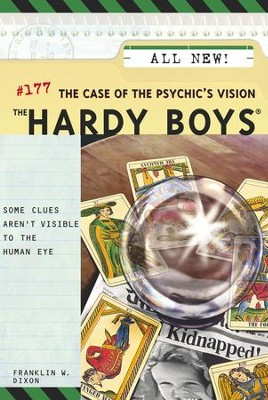 The Case of the Psychic's Vision - eBook  -     By: Franklin W. Dixon