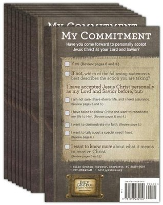 My Commitment Brochure (25 Pack)   -