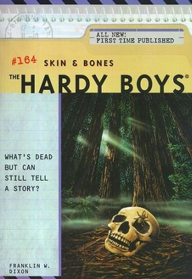 Skin and Bones - eBook  -     By: Franklin W. Dixon