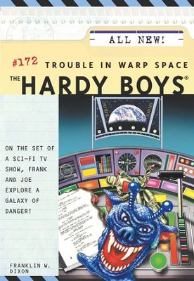 Trouble in Warp Space - eBook  -     By: Franklin W. Dixon