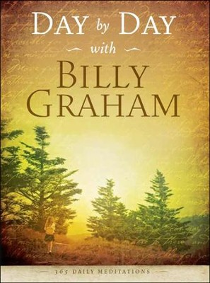 Day by Day with Billy Graham (Revised)   -