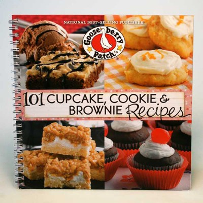 101 Cupcakes, Cookies & Brownies Cookbook  -