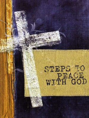 Steps to Peace with God (Cross)   -