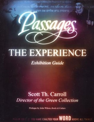 Passages: The Experience, Exhibition Guide   -