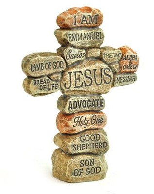 Names of Jesus Cross   -