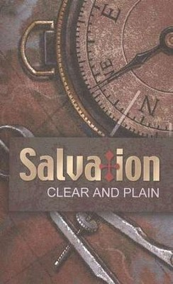 Salvation Clear and Plain--Booklet   -