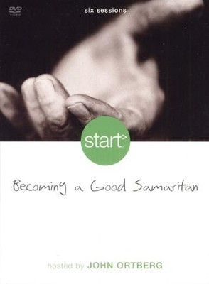 Start Becoming Good Samaritan DVD      -     By: Michael R. Seaton