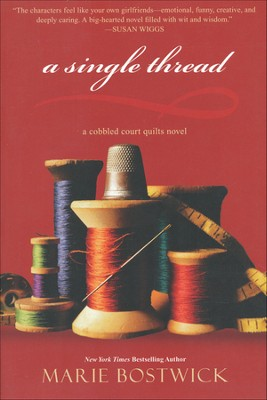 #1: A Single Thread  -     By: Marie Bostwick