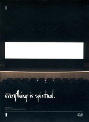 Everything is Spiritual, DVD   -     By: Rob Bell