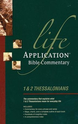 1 & 2 Thessalonians: Life Application Bible Commentary  -     By: Livingstone Corporation
