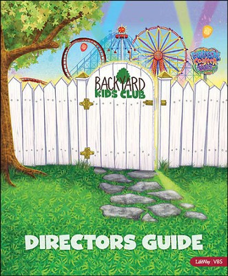 VBS 2013 Backyard Kids Club Director's Guide   -