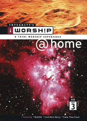 iWorship @ Home DVD, Volume 3  -