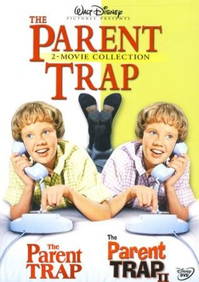 The Parent Trap 2-Movie Collection, DVD   -