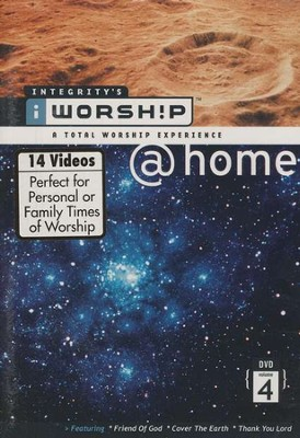 iWorship @ Home DVD, Volume 4  -